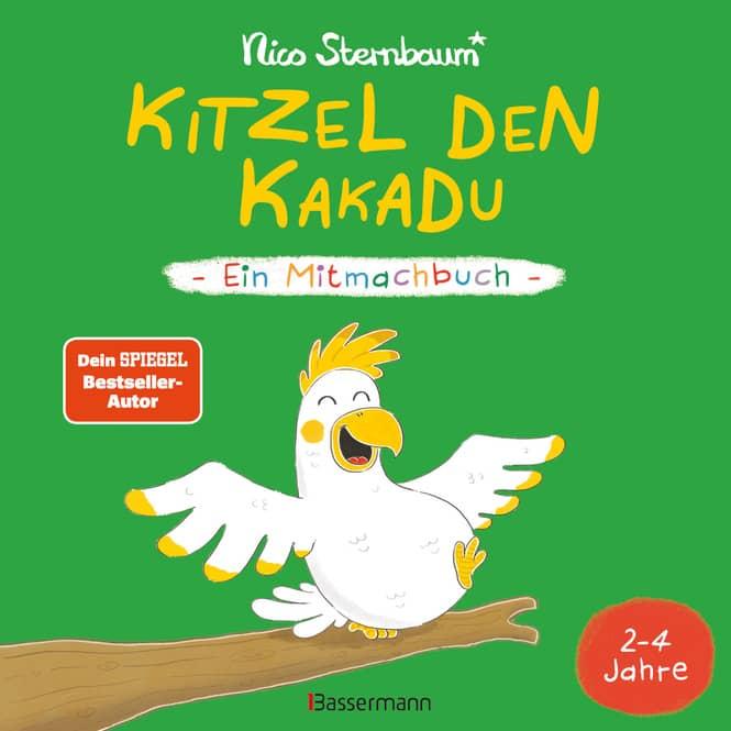 Kitzel den Kakadu - Ein Mitmachbuch