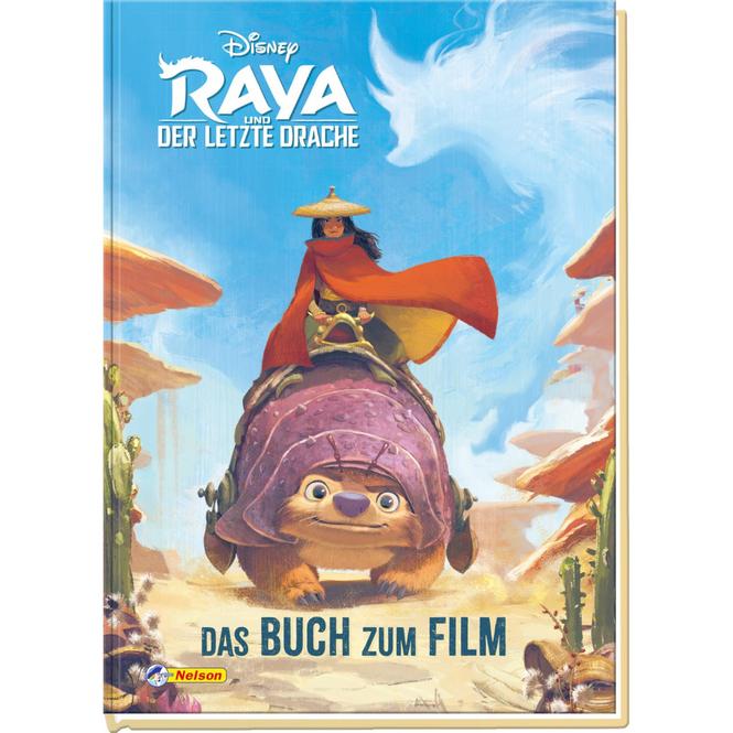 Disney - Raya und der letzte Drache - Buch zum Film