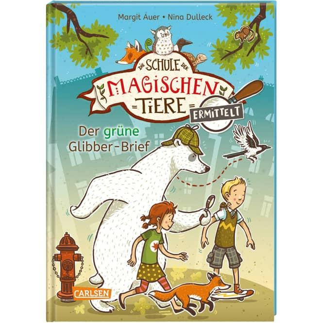 Die Schule der magischen Tiere - Der grüne Glibber-Brief - Band 1
