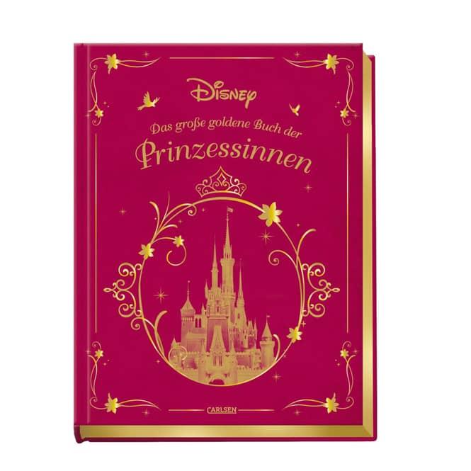 Das große goldene Buch der Prinzessinnen