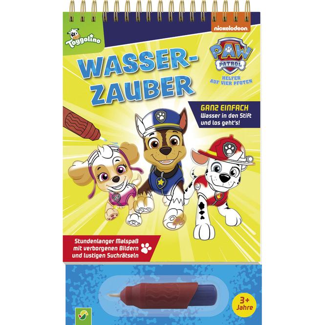 PAW Patrol - Wasserzauber