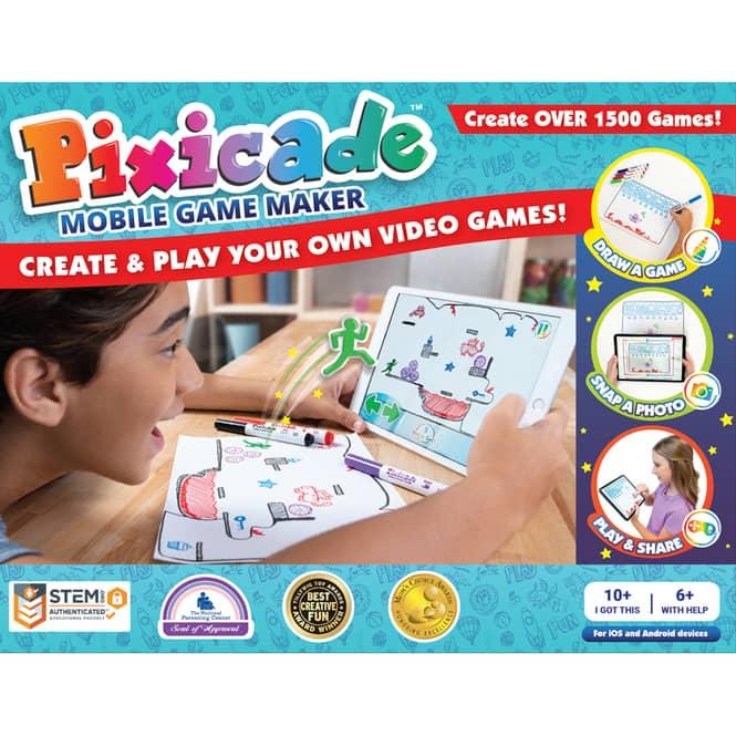 Boti - Pixicade - Mobile Game Maker
