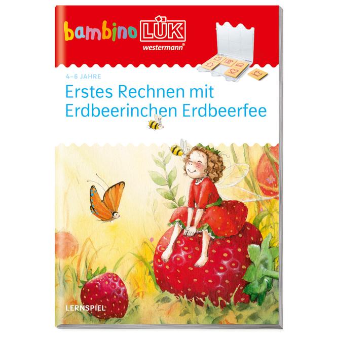bambinoLÜK -Erstes Rechnen mit Erdbeerinchen Erdbeerfee