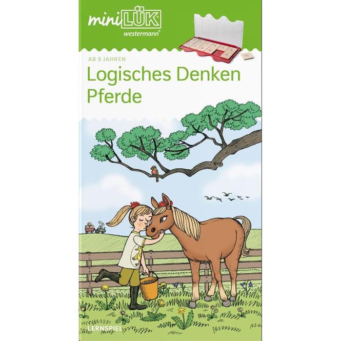 miniLÜK - Pferde - Logisches Denken