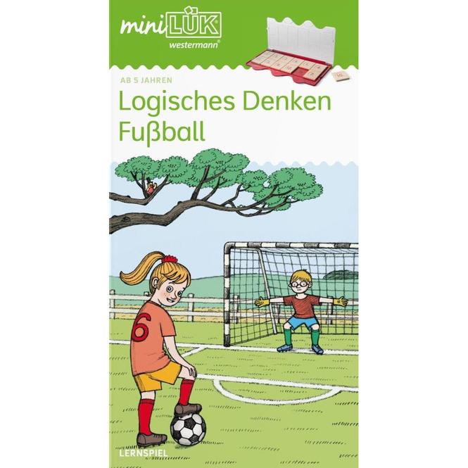 miniLÜK - Fußball - Logisches Denken