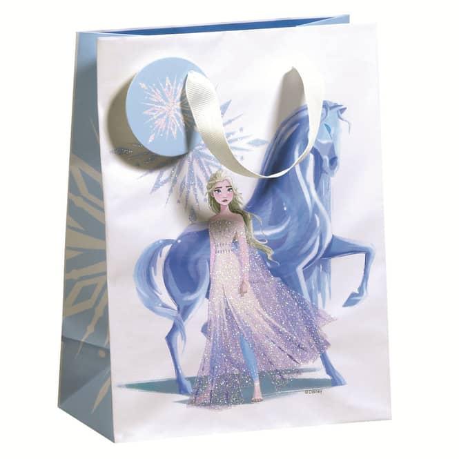 Die Eiskönigin 2 - Geschenktasche - ca. 17 x 9,2 x 22,5 cm