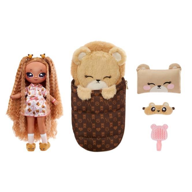 Na! Na! Na! Surprise Teens Slumber Party - Lara Vonn - Teddy Bear