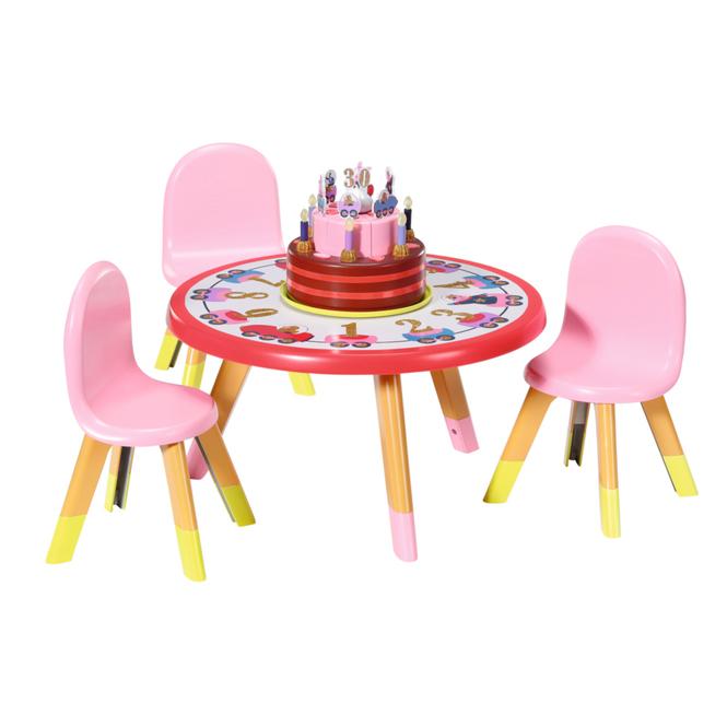 BABY born - Happy Birthday - Partytisch