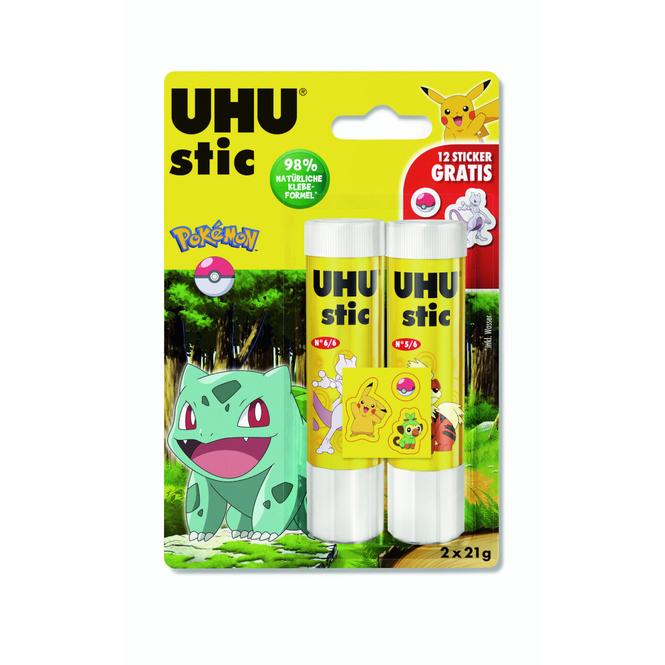 UHU - Pokemon Klebestifte - 2 Stück