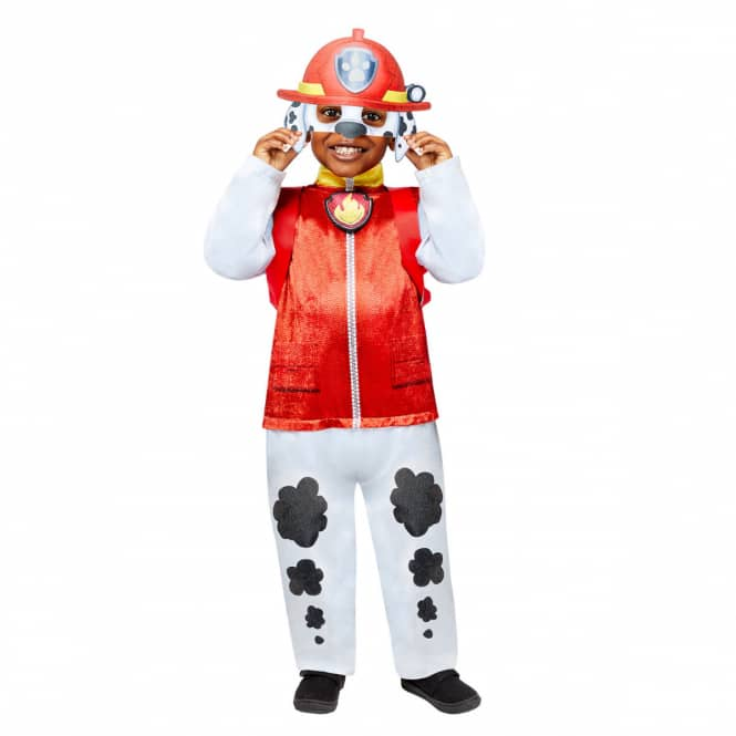 Paw Patrol - Kostüm - Marshall Deluxe - 2-teilig - verschiedene Größen