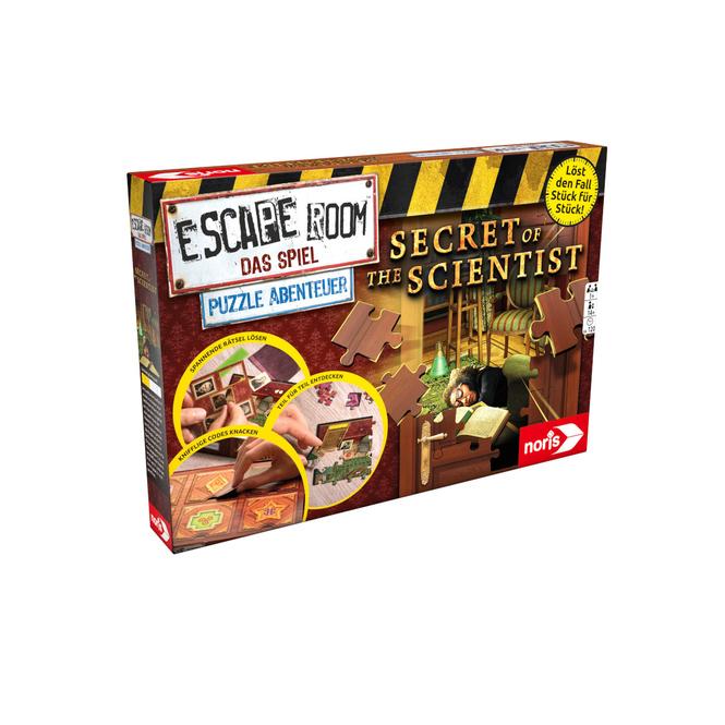 Escape Room - Puzzle Abenteuer - Secret of the Scientist