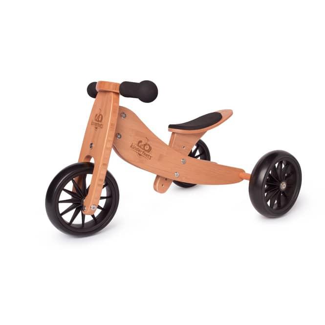 Kinderfeets - Laufrad Tiny Tot Bambus - braun