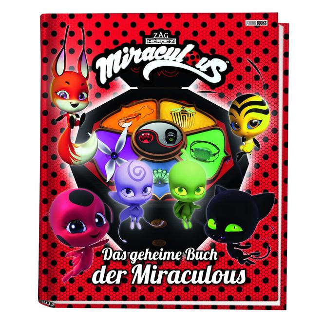 Miraculous - Das geheime Buch der Miraculous