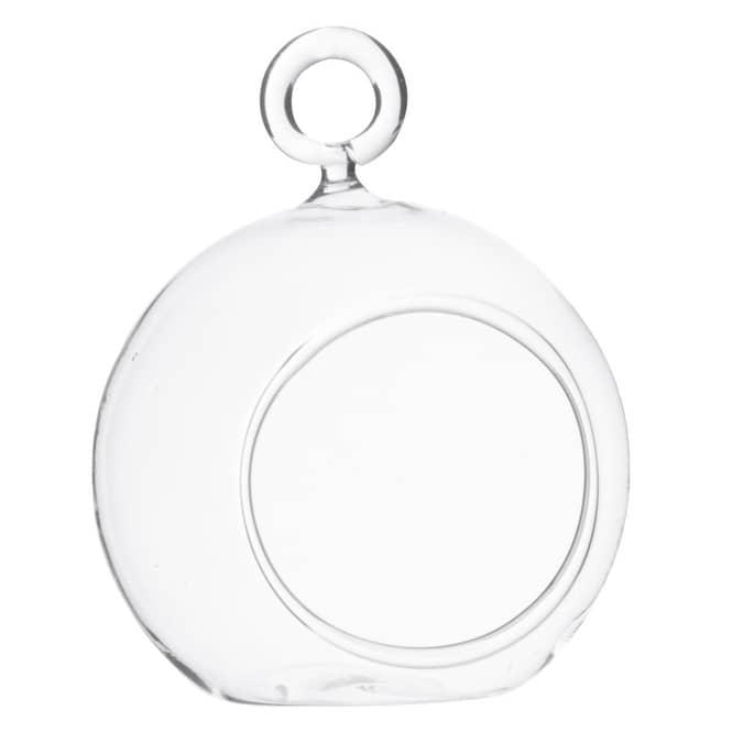 Dekohänger - Kugel - aus Glas - Ø = ca. 12 cm