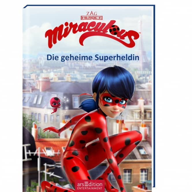 Miraculous - Die geheime Superheldin - Band 1