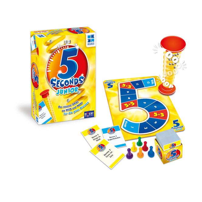 5 Seconds Junior - Megableu