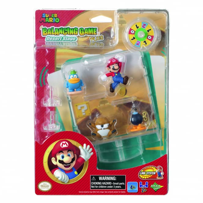 Super Mario™ - Balancierspiel - Wüste