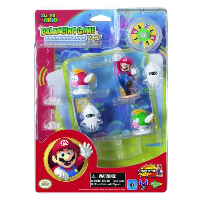 Super Mario™ - Balancierspiel - Unterwasser