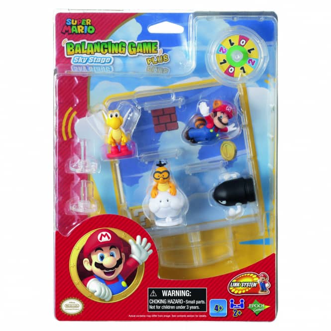 Super Mario™ - Balancierspiel - Himmel