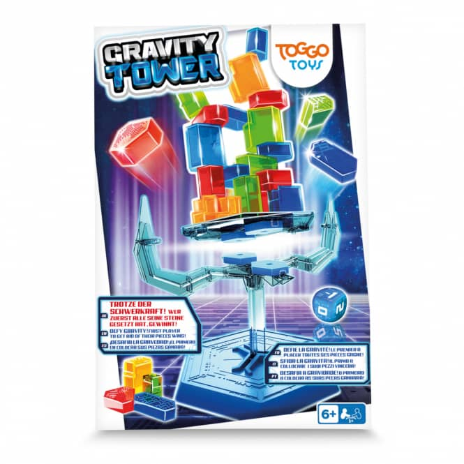 Gravity Tower - Toggo Toys