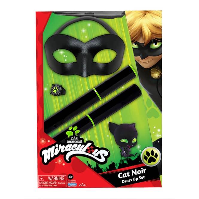 Miraculous - Cat Noir Verwandlungsset