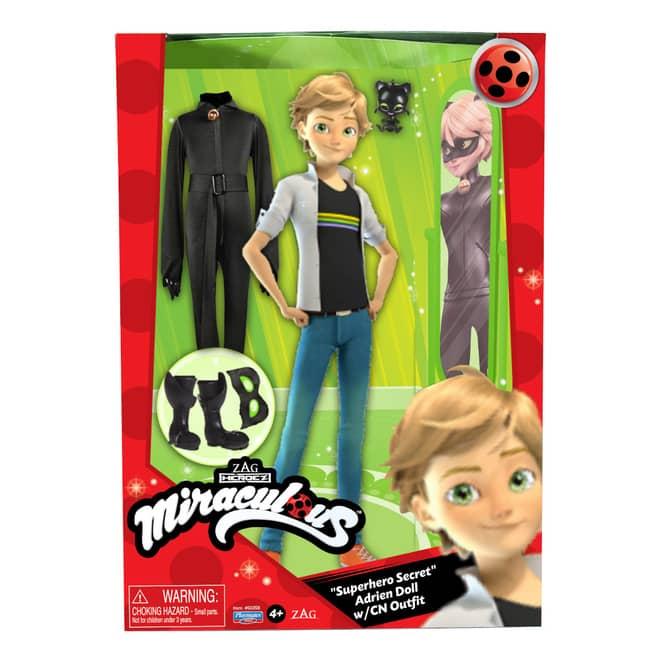 Miraculous - Adrien und seine 2 Outfits