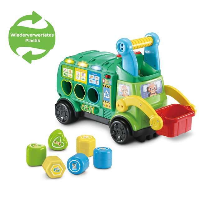 VTech - 2-in-1 Recycling-Rutschauto
