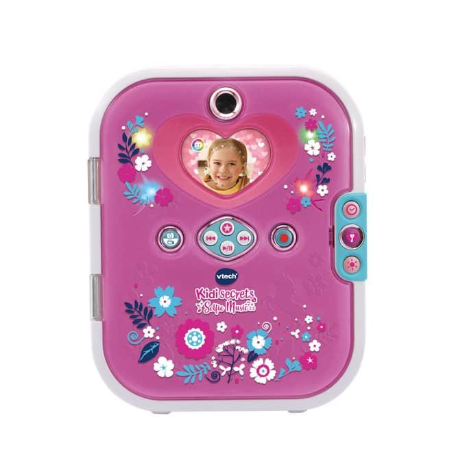 VTech - KidiSecrets Selfie Music 2.0 - pink