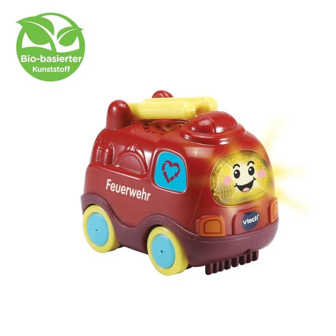 VTech - Nachhaltige Tut Tut Baby Flitzer - Feuerwehr
