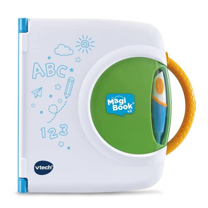 Vtech - MagiBook v2 Starterset - grün