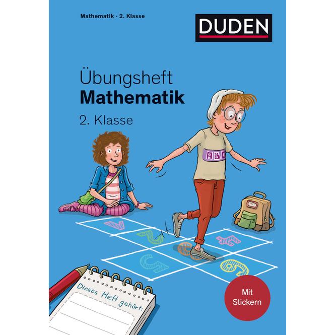 DUDEN - Übungsheft - Mathematik - 2. Klasse