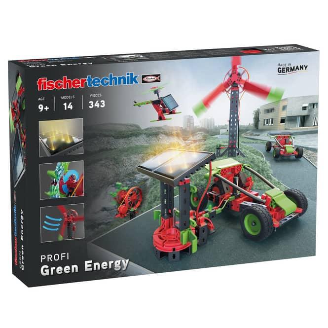 Fischertechnik - Bausatz - Green Energy