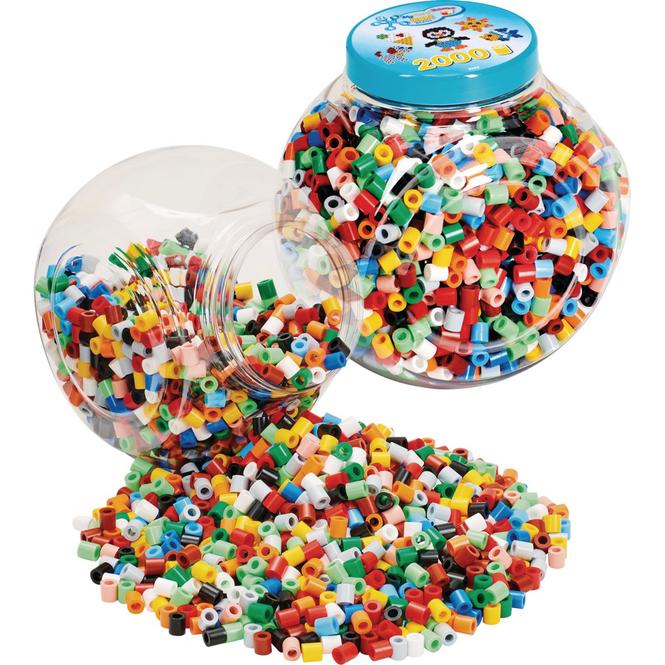 Hama - Bügelperlen Maxi - 2000 Perlen