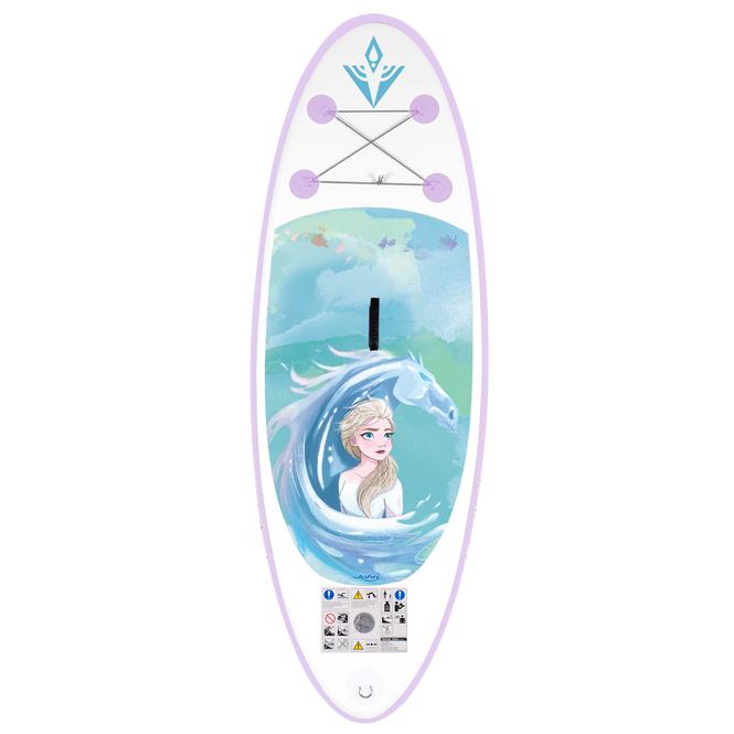 Die Eiskönigin - Stand-Up-Paddle Board Set