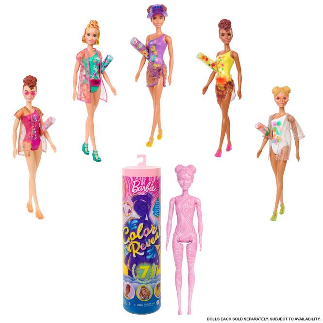 Barbie - Color Reveal - 1 Stück