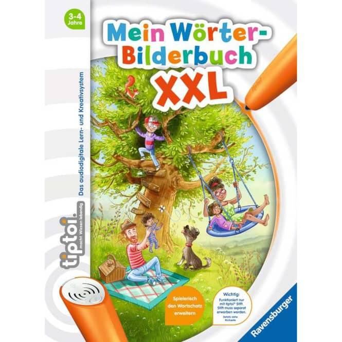 tiptoi®Mein Wörter-Bilderbuch - XXL