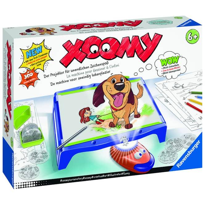Ravensburger - Xoomy Maxi A4 Tisch