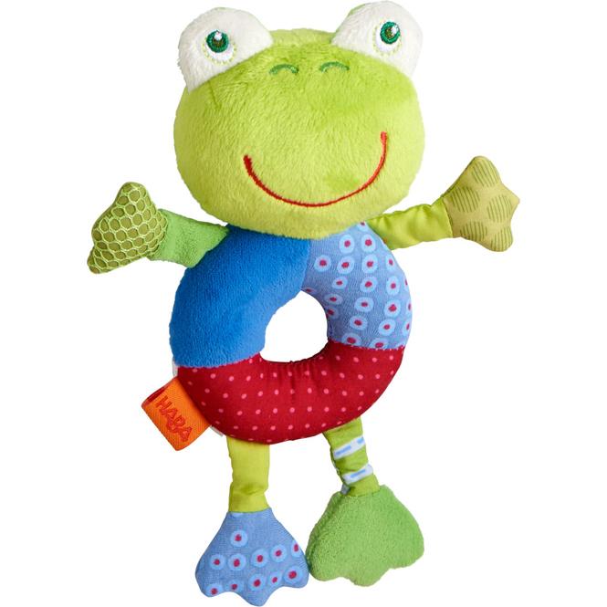 Greifling Frosch Fredi
