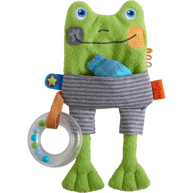 Haba - Buggy-Spielfigur Grüner Hüpfer
