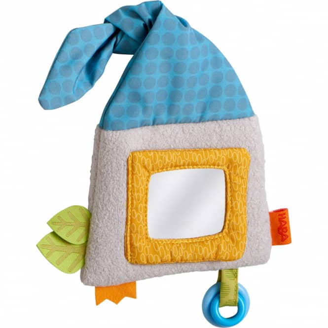 Haba - Buggy-Spielfigur Eulenhaus