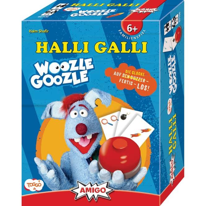 Halli Galli - Woozle Goozle - Kartenspiel