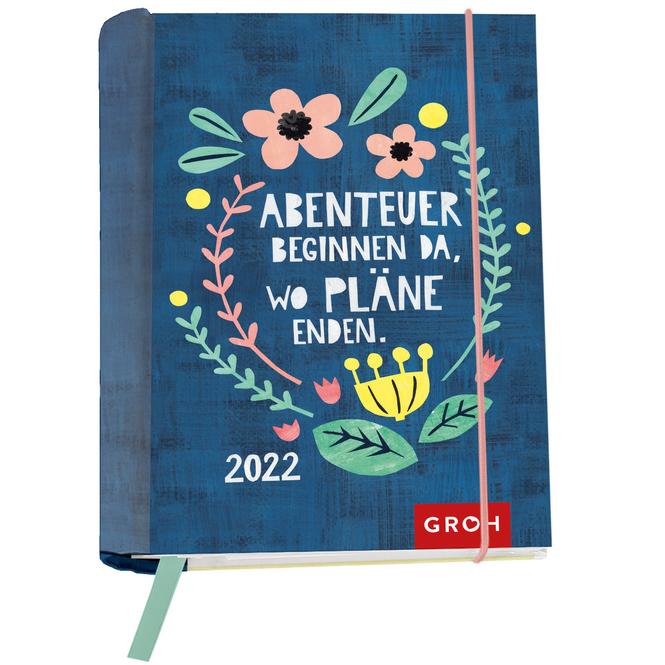 Kalender - Mut & Kraft 2022