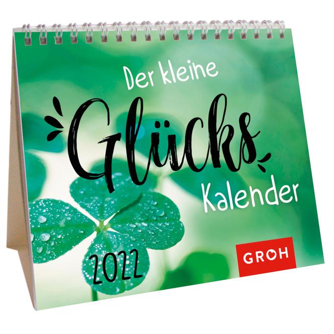 Kalender - Der kleine Glückskalender - 2022