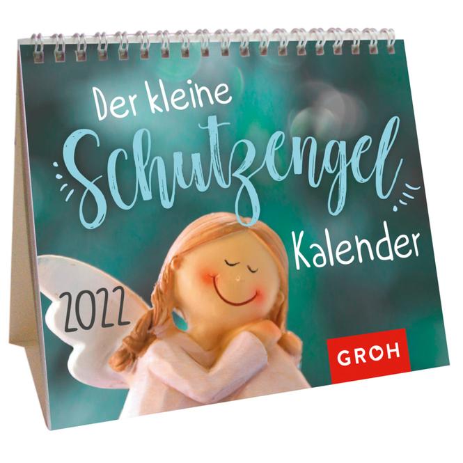 Der kleine Schutzengel Kalender 2022