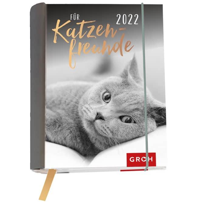 Kalender - Für Katzenfreunde 2022