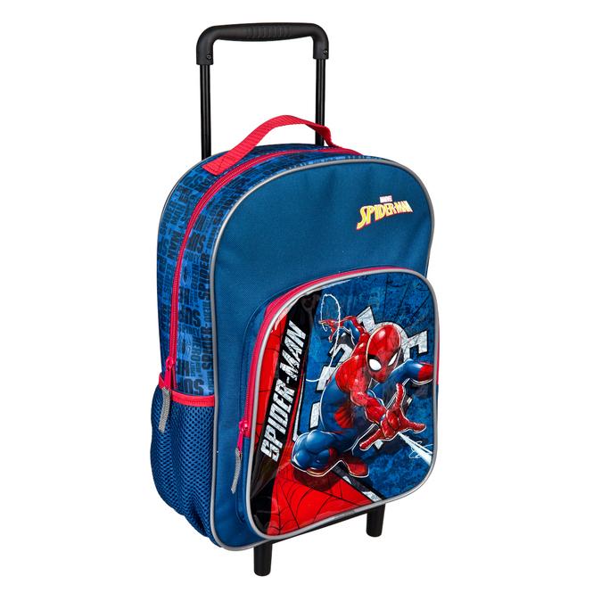Spiderman - Trolley - blau/rot