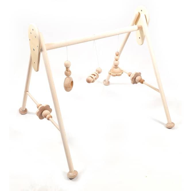 Babyspielgerät - nature pur