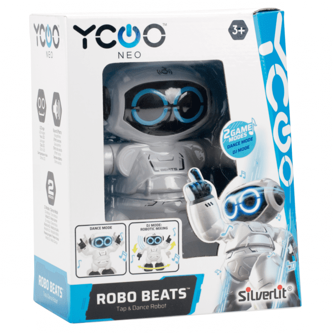 Silverlit - Robo Beats Tap & Dance Robot