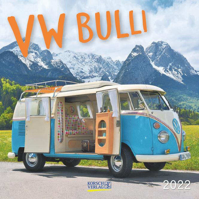 Kalender - VW Bulli 2022