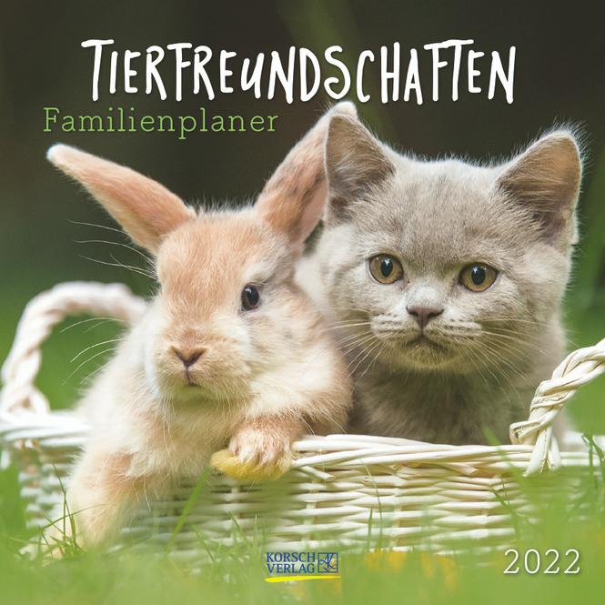 Kalender - Tierfreundschaften 2022